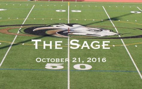 The Sage: October 21, 2016