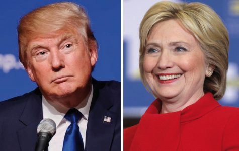 Hillary Clinton v. Donald Trump