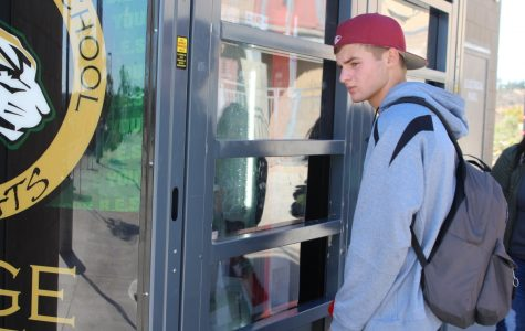 Vending Machines During School Hours