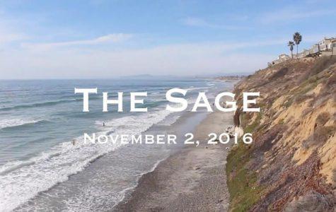 The Sage: November 2, 2016