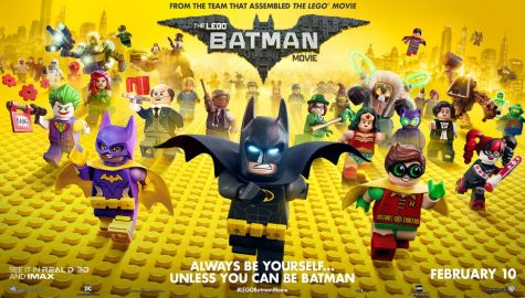 Everything Is Still Awesome In The Lego Batman Movie