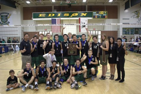 Varsity Volleyball Victorious at State Championship