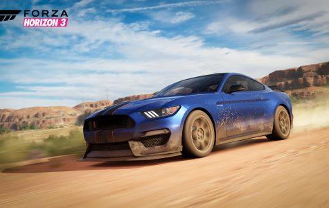 New Horizon for Forza