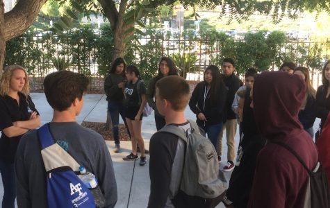 Cal State San Marcos Trip for Sophomores