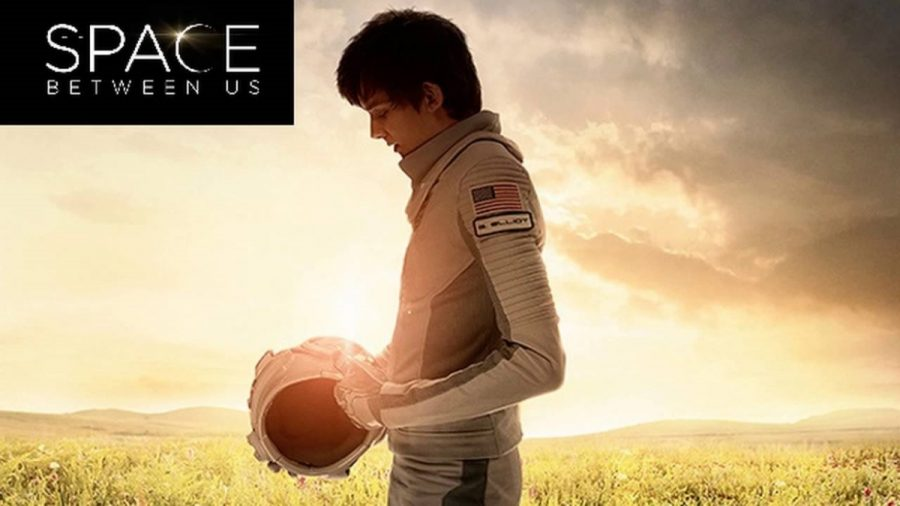 Trailer Review: The Space Between Us
