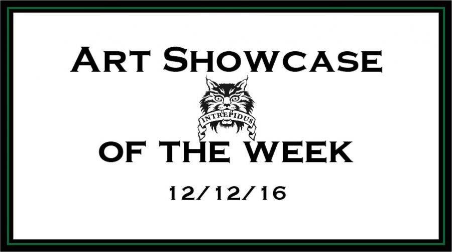 A weekly feature of student art at Sage Creek High School.