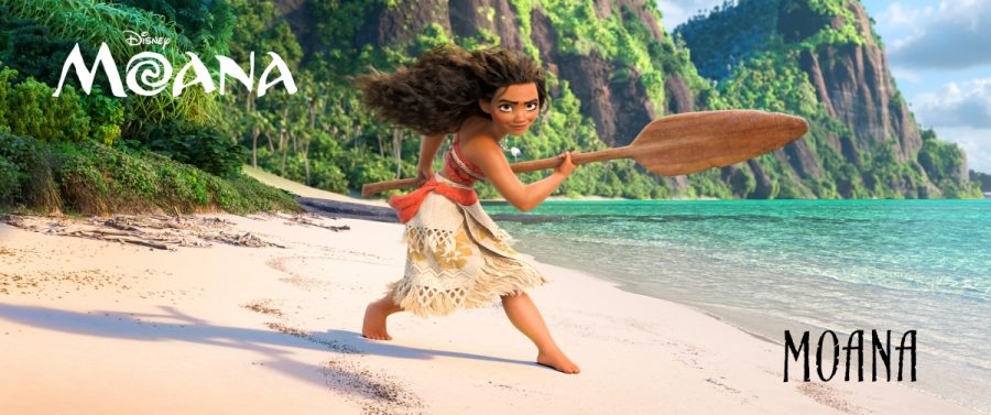 Disney's Moana Has Heart and Beautiful Animation