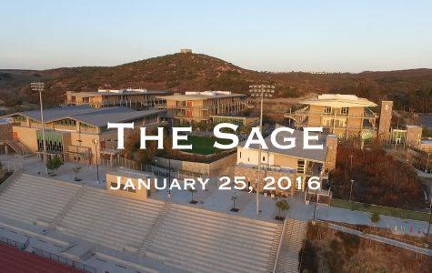 The Sage: January 25, 2017