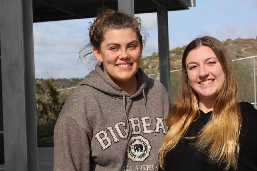Kylie Young and Natalie Goins, the founders of Shadow Cats