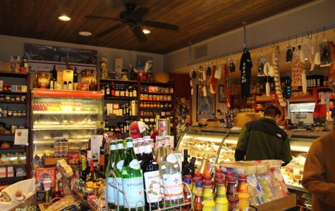 The Wonderful Vigilucci's Deli
