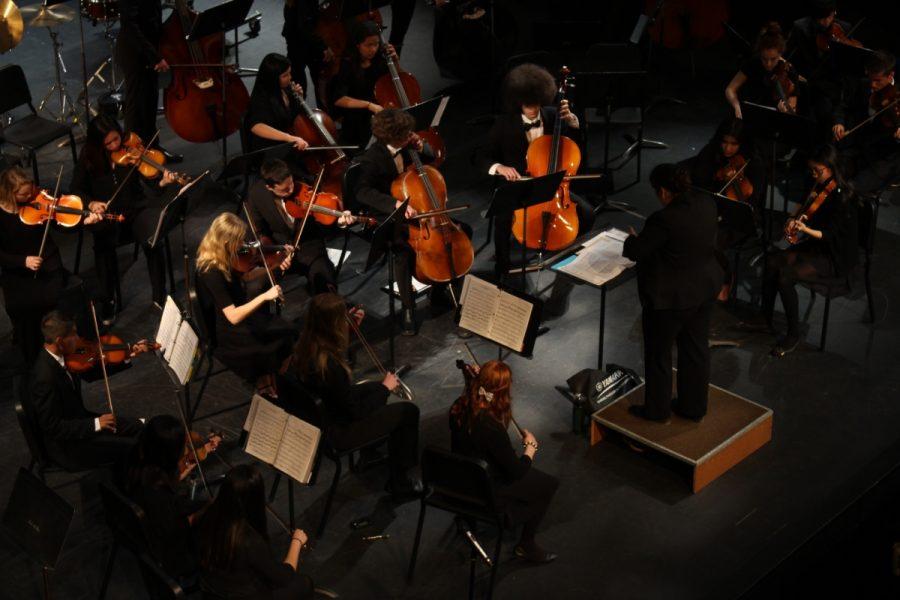 Orchestra follows Juliana Quinones' lead