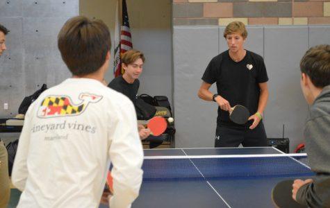 Sophomores take Ping Pong Championship