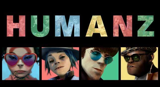 Album review for Humanz.
