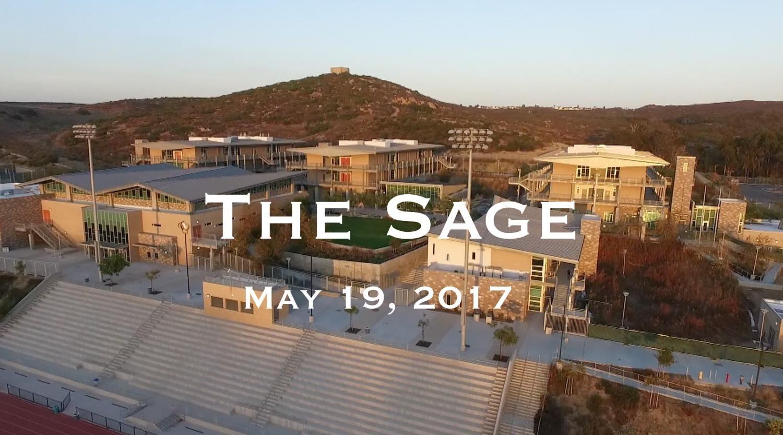The Sage: May 19, 2017