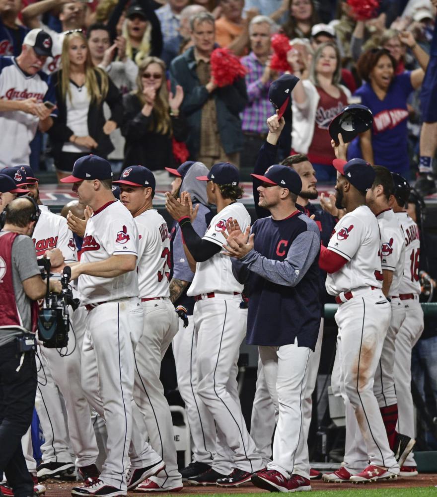 Cleveland Indians Longest Win Streak MLB