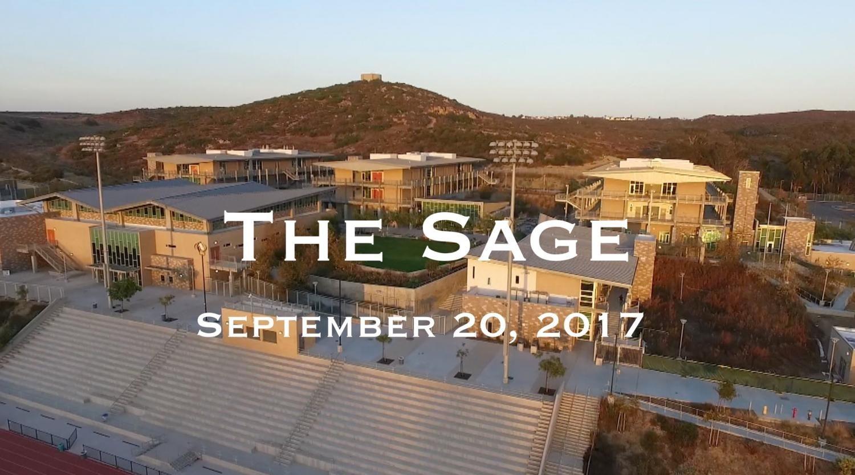 The Sage: September 20, 2017