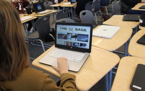 Chromebooks Receive New Homepage