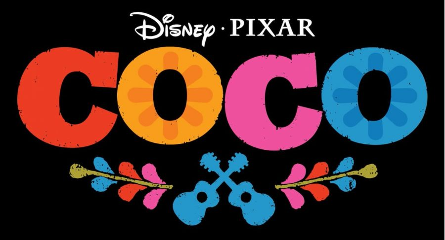 The cover of the new movie, Coco, by Disney Pixar Image from Vimeo labeled for reuse