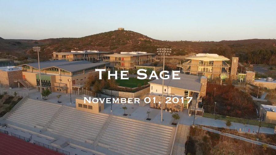 The Sage: November 01, 2017
