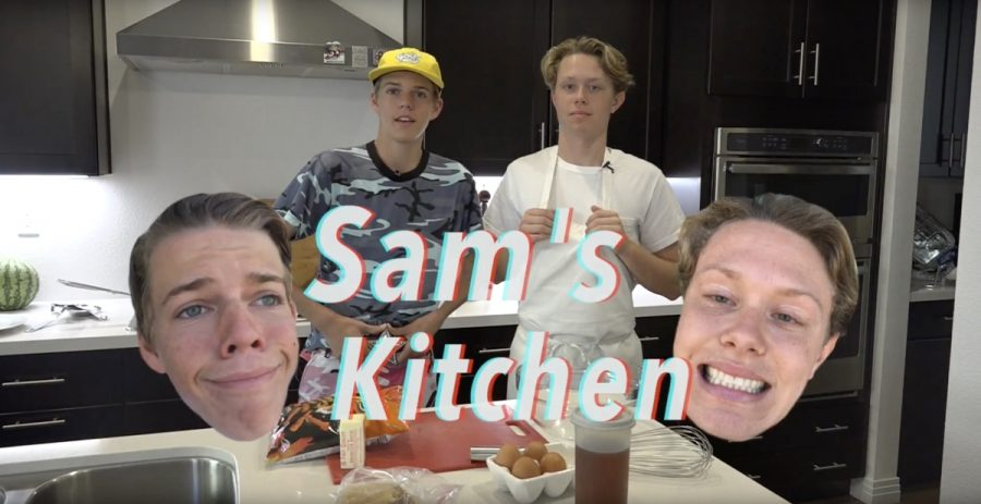 Sam's Kitchen with Bryce Lincoln