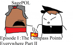 Sage Pol Episode 1 Part 2: The Compass Points Everywhere