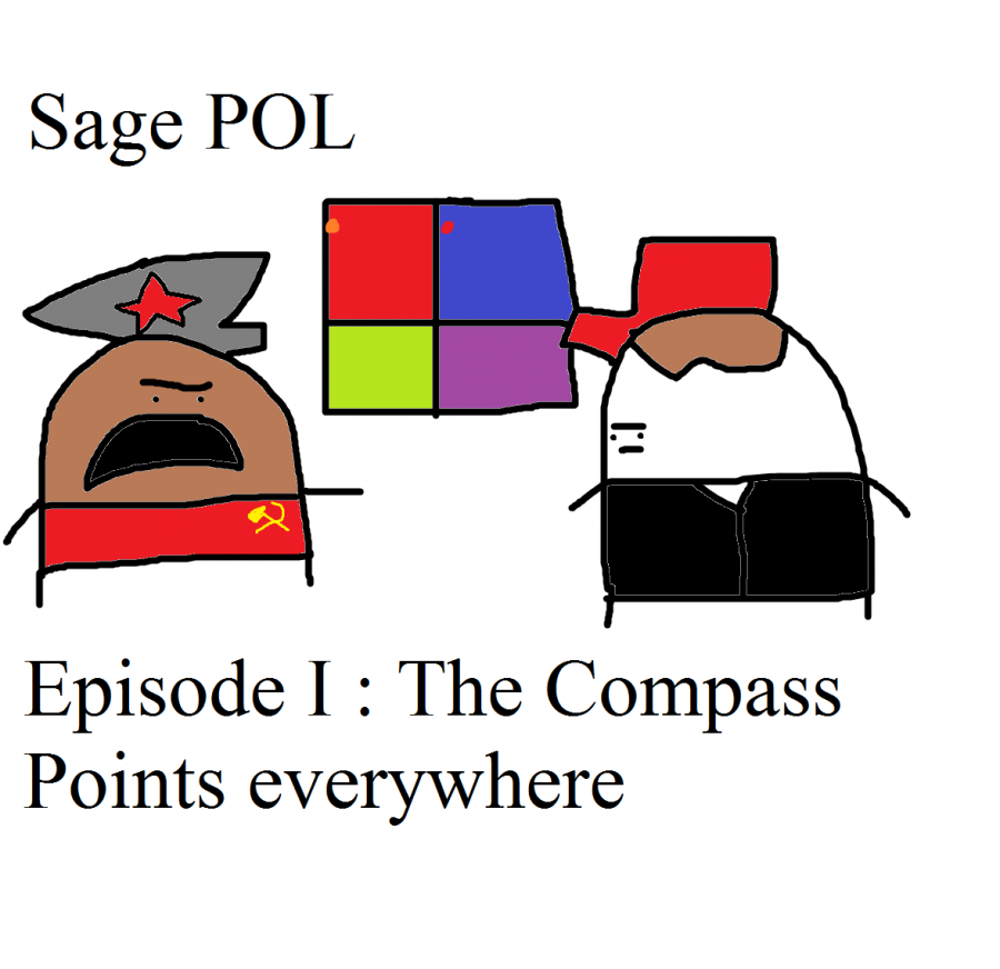 Sagepol Episode 1, Part 1 - The Compass Points Everywhere