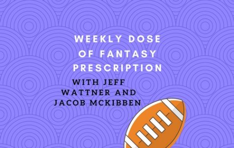 Weekly Dose of Fantasy Prescription: Episode 1