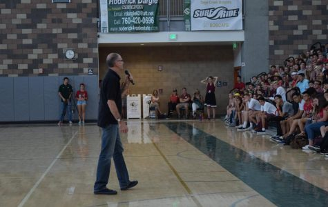 DEA Agent Delivers the Hard Truth to Sage Creek Students