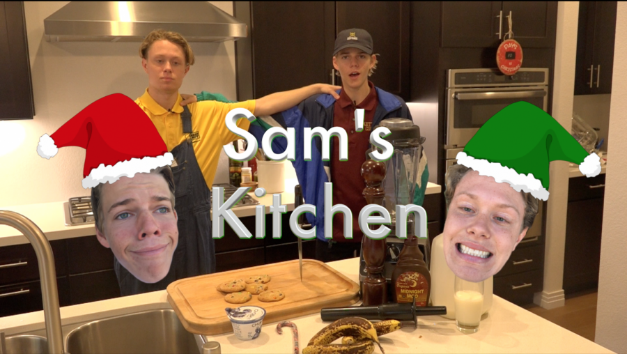 Sam's Kitchen Holiday Edition with Brooke Kibby