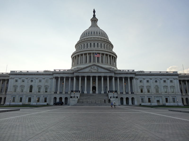 The US Capitol building seems rather empty whenever the government shuts down. However, inside, legislators from both sides of the aisle are working diligently to end the government shutdown.