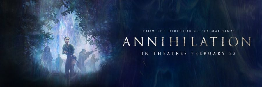 """You need to know what's inside, so do I""-Natalie Portman ""Annihilation"""