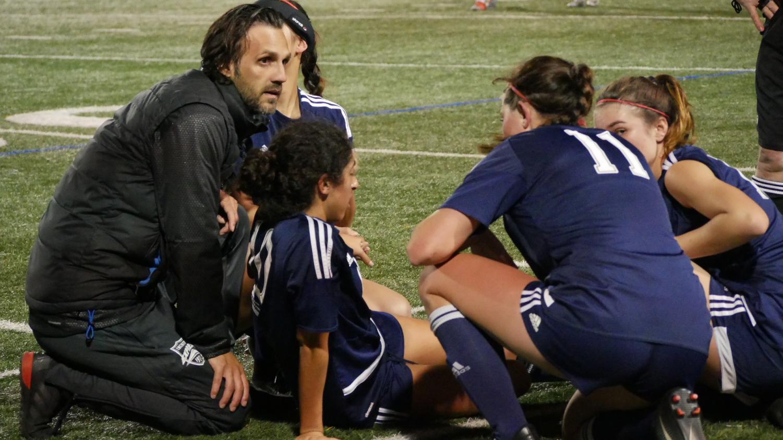 Girls+Soccer+Celebrates+Senior+Night+with+a+0-0+Tie+Score