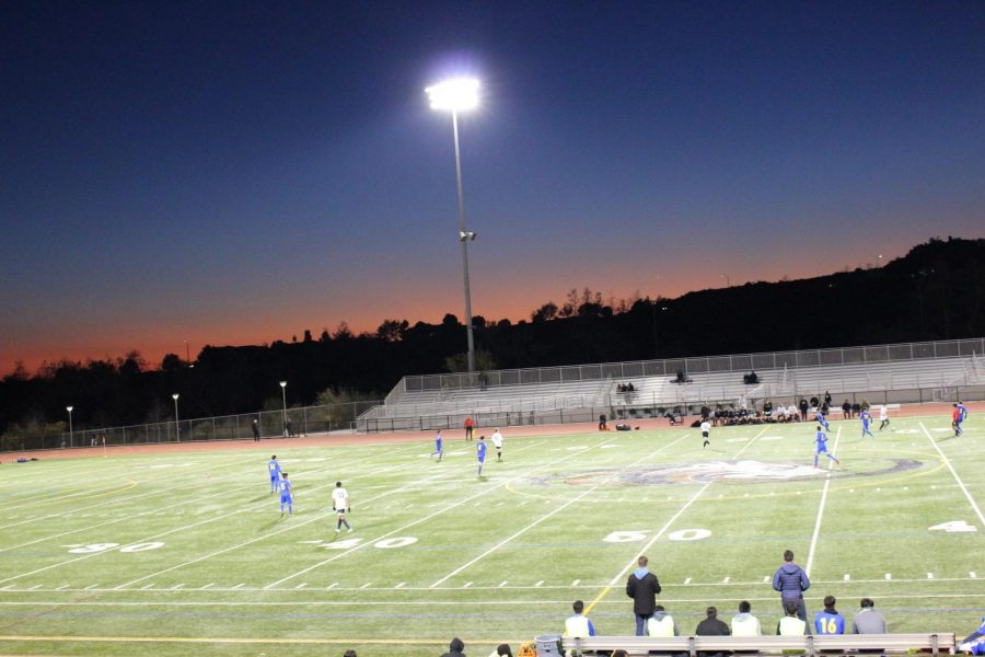 Sage Creek Boys Soccer Faced Off Against O'Farrell Charte in CIF Quarter Finals