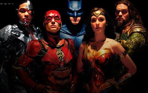Justice League: The Origins