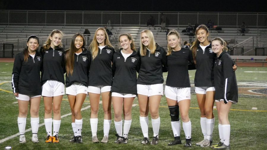 The senior players shared their best memories from the season and said their goodbyes to the team.