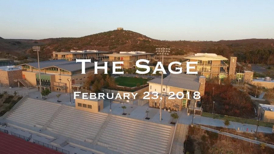 The Sage: February 23, 2018