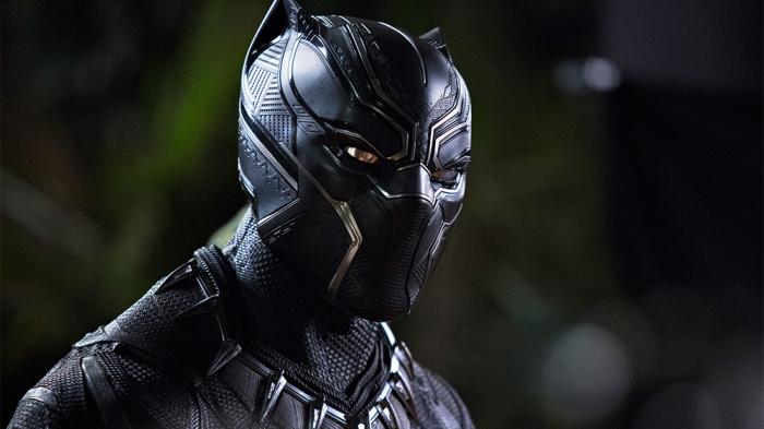 T'Challa and his heroic wakandan finally arrive in first-ever solo film.  Marvel Studios' BLACK PANTHER T'Challa/Black Panther (Chadwick Boseman)  Credit: Matt Kennedy/©Marvel Studios 2018