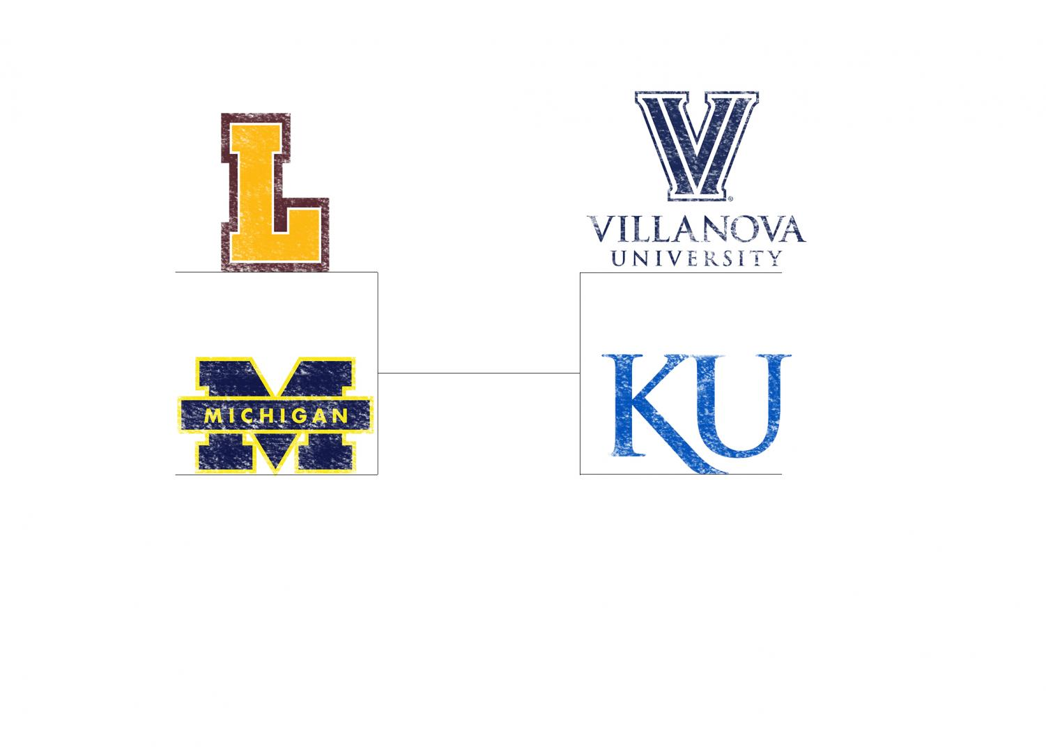 March Madness is winding down with the Final Four getting ready to compete. The Final Four are Loyola-Chicago, University of Kansas, University of Michigan and Villanova University.