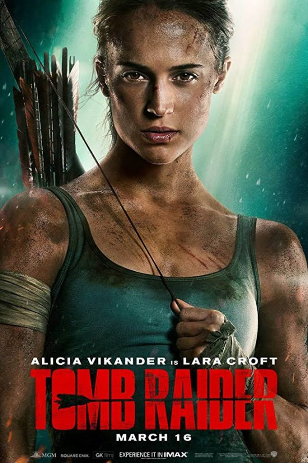 With her new bow and arrow, Alicia Vikander takes up the mantle of Lara Croft, in a movie based on the 2013 reboot of the Tomb Raider video game series.