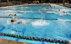 Swim Team Comes To Sage