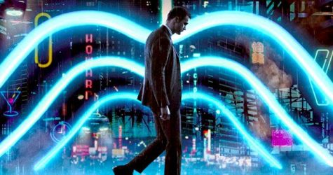 Mute Review: A Visual With No Substance