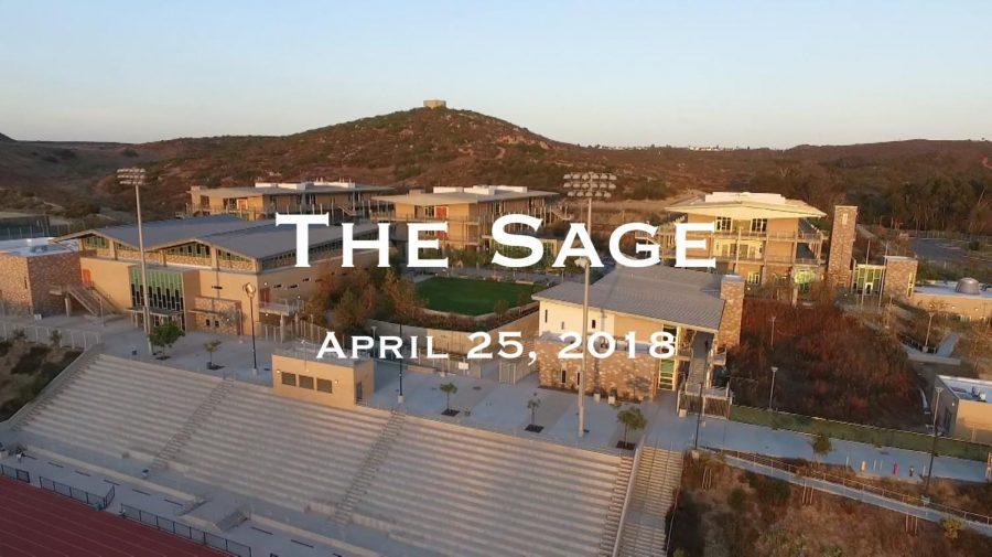 The Sage: April 25, 2018