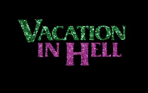 "Relaxing in a ""Vacation in Hell"""