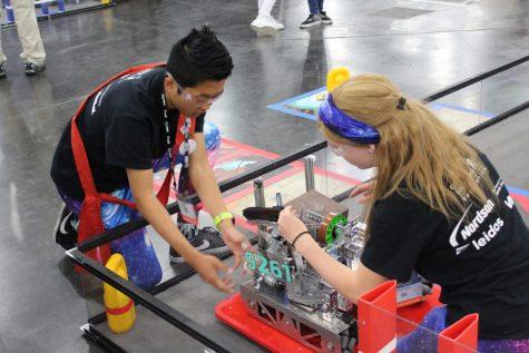 Houston, We Have Robotics!