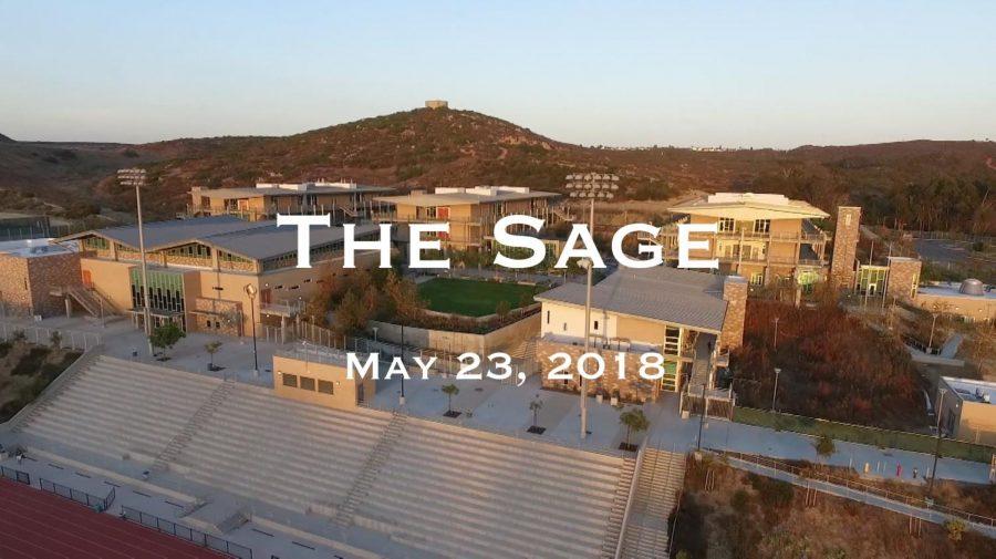 The Sage: May 23, 2018