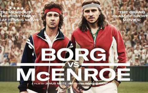 Borg vs McEnroe Review: A Thrilling, Thought-Provoking Biopic