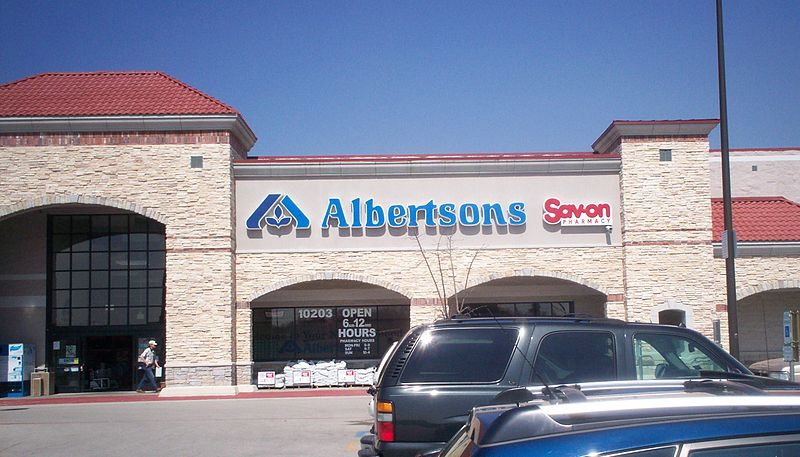 Albertsons is a popular grocery chain store. Places like these may seem convenient in the short run, but in the long run they contribute to many of the detrimental effects companies have on the environment.