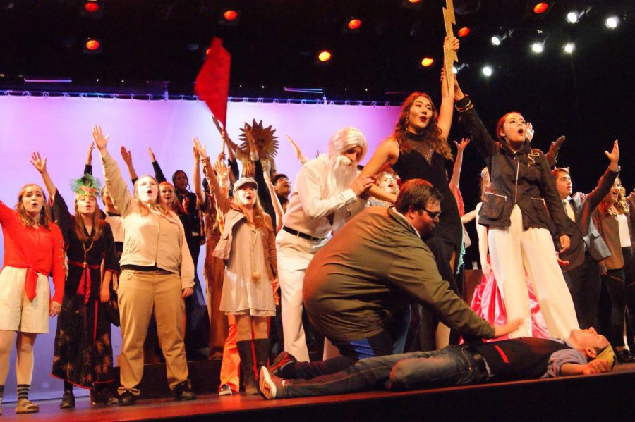 Spring Play Photo Gallery