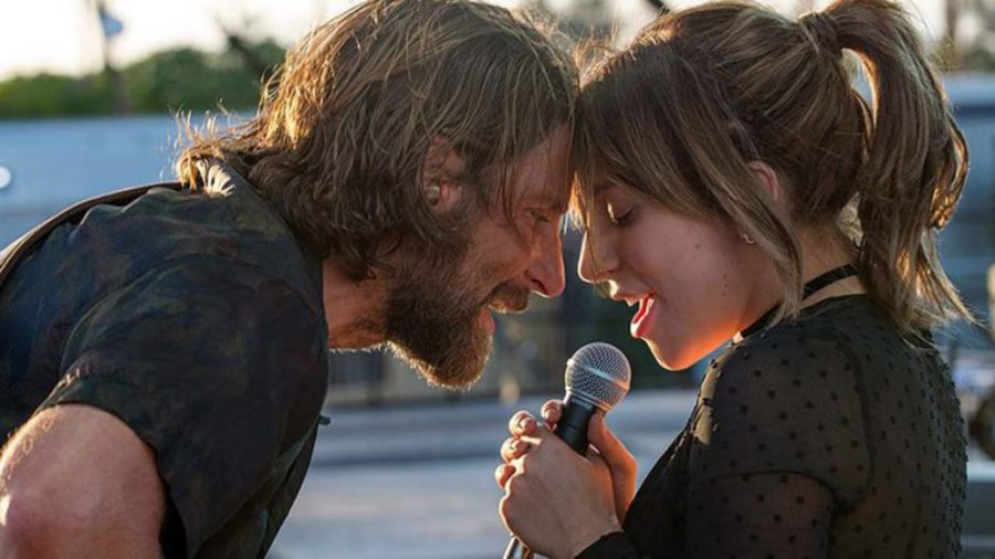 Bradley Cooper and Lady Gaga shine bright together in the latest retelling of the classic music story. This was Lady Gaga's first major feature role and Bradley Cooper's directorial debut.