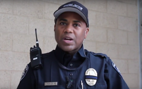 Kam Valentine: More than Just an Officer